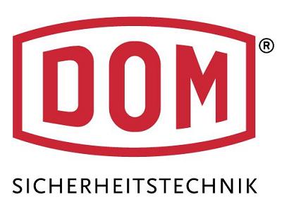 Logo DOM inbraakbeveiliging