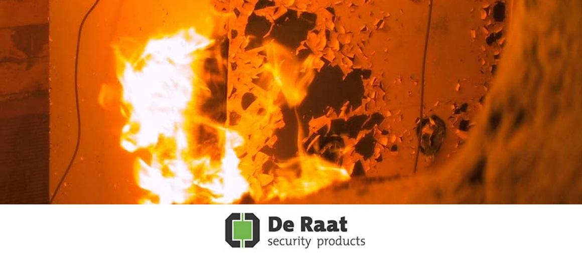 Brandwerende testen op brandkasten