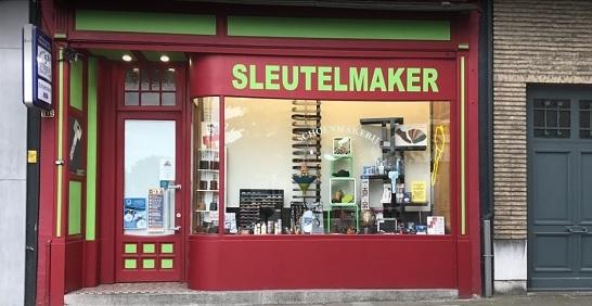Slotenmaker ROBSAN in Wilrijk